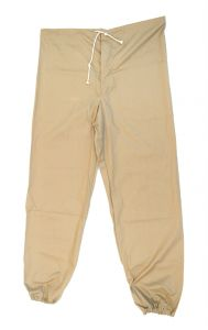 GI Mens Pajama Trousers Khaki