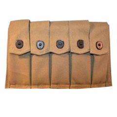 Thompson 20 Round Magazine 5 Cell Pouch