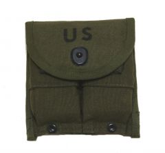 GI Canvas M1 Carbine Ammo Pouch
