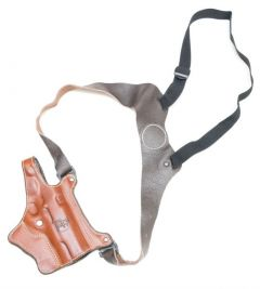 Montezuma® Horizontal Leather Shoulder Holster Model 42S